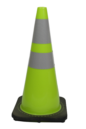 lime-green-traffic-cone-with-reflective-collars-full
