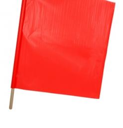 24″ Vinyl Flag