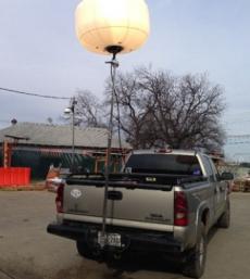 2,000W Halogen Lite Balloon