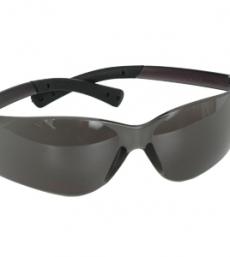 Black safety glasses