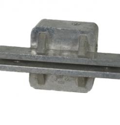 Square Post Blade Cap