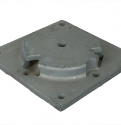 Triangular Slip Base Surface Mount